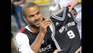 So sehen die Kader beider Teams aus: Point Guard: Tony Parker (17,7 Punkte, 6,2 Assists) Stand: 8.Januar 2013