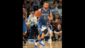 Jose Juan Barea (Shooting Guard, 8,4 Punkte, 3,6 Assists)