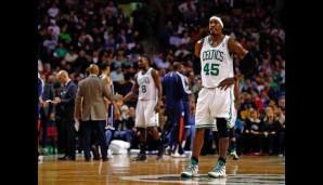 Die Bank: Gerald Wallace (Forward, 4,7 Punkte, 3,3 Rebounds)