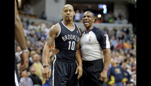 Guard/Forward: Keith Bogans (2,0 Punkte, 100% FT, 50% 3P%)