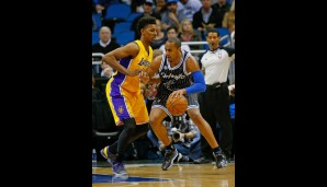 Small Forward: Arron Afflalo (20,4 Punkte, 3,8 Assists)