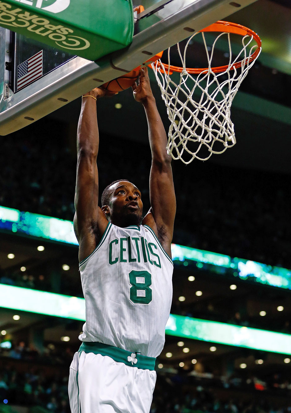 Forward: Jeff Green (16,0 Punkte, 76,8% FT)