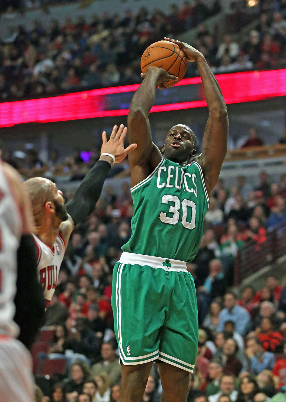 Forward: Brandon Bass (10,9 Punkte, 5,9 Rebounds)