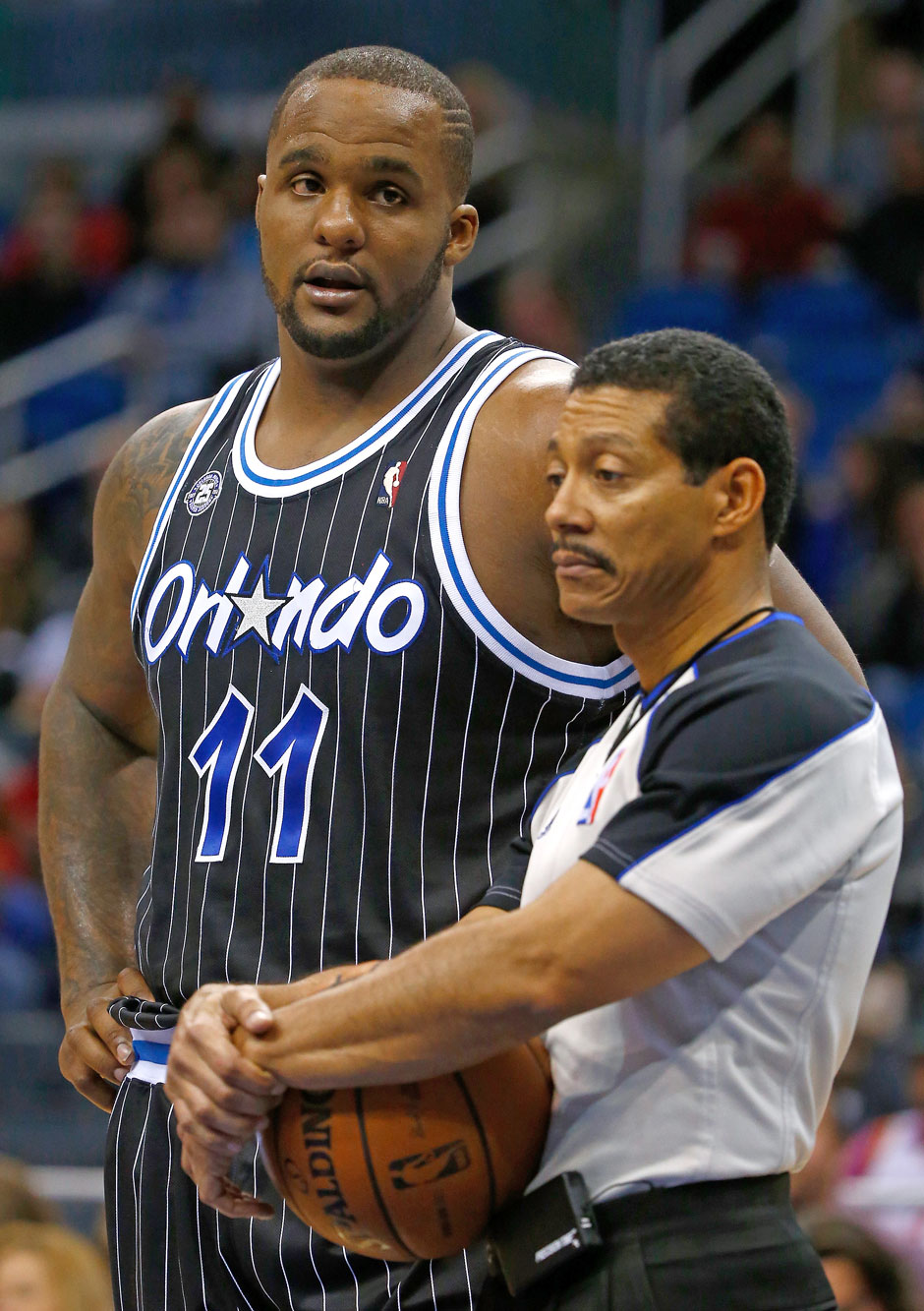 Center: Glen Davis (13,3 Punkte, 7,1 Rebounds)