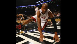 Bank: Ray Allen (Shooting Guard, 9,4 Punkte, 91 Prozent FT)