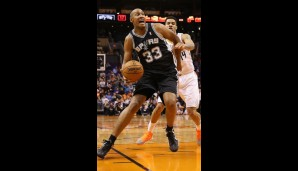 Power Forward: Boris Diaw (8,9 Punkte, 56 Prozent FG)