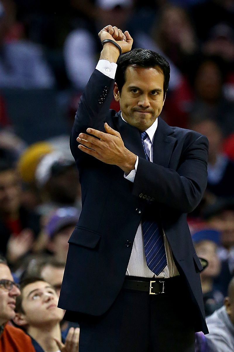Head Coach: Erik Spoelstra