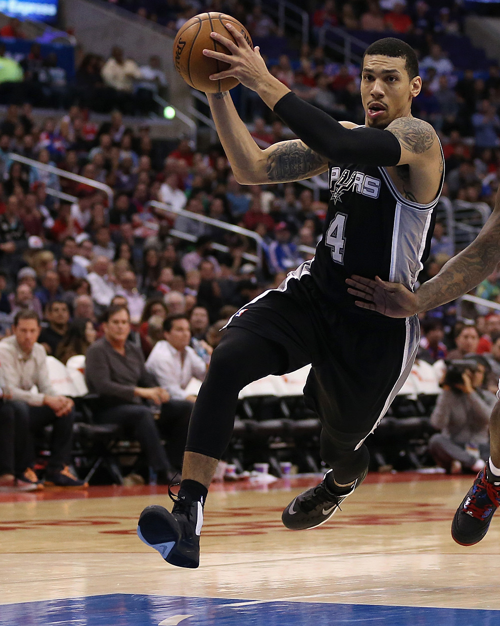 Danny Green (Shooting Guard, 7,4 Punkte, 38 Prozent 3FG)