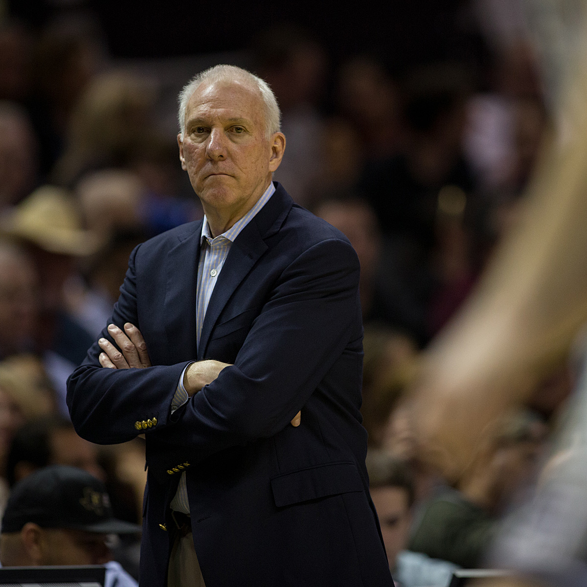 Head Coach: Gregg Popovich
