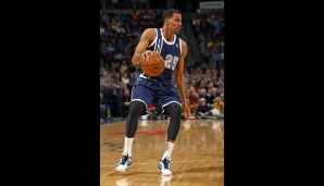 Die Bank: Thabo Sefolosha (Shooting Guard, 6,4 Punkte, 3,8 Rebounds)