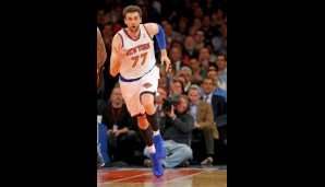 Power Forward: Andrea Bargnani (13,3 Punkte, 5,3 Rebounds, 1,2 Blocks)
