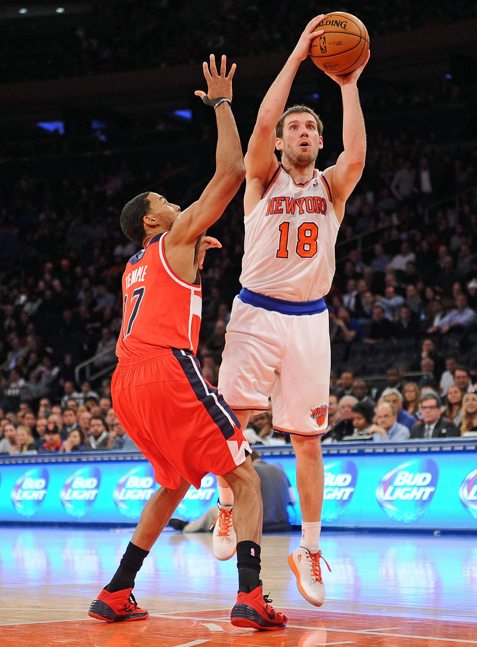 Beno Udrih (Point Guard, 5,6 Punkte, 3,5 Assists)