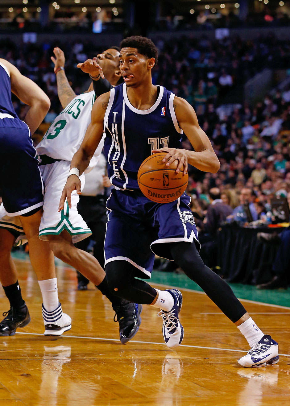 Jeremy Lamb (Shooting Guard, 10,0 Punkte, 2,8 Rebounds)