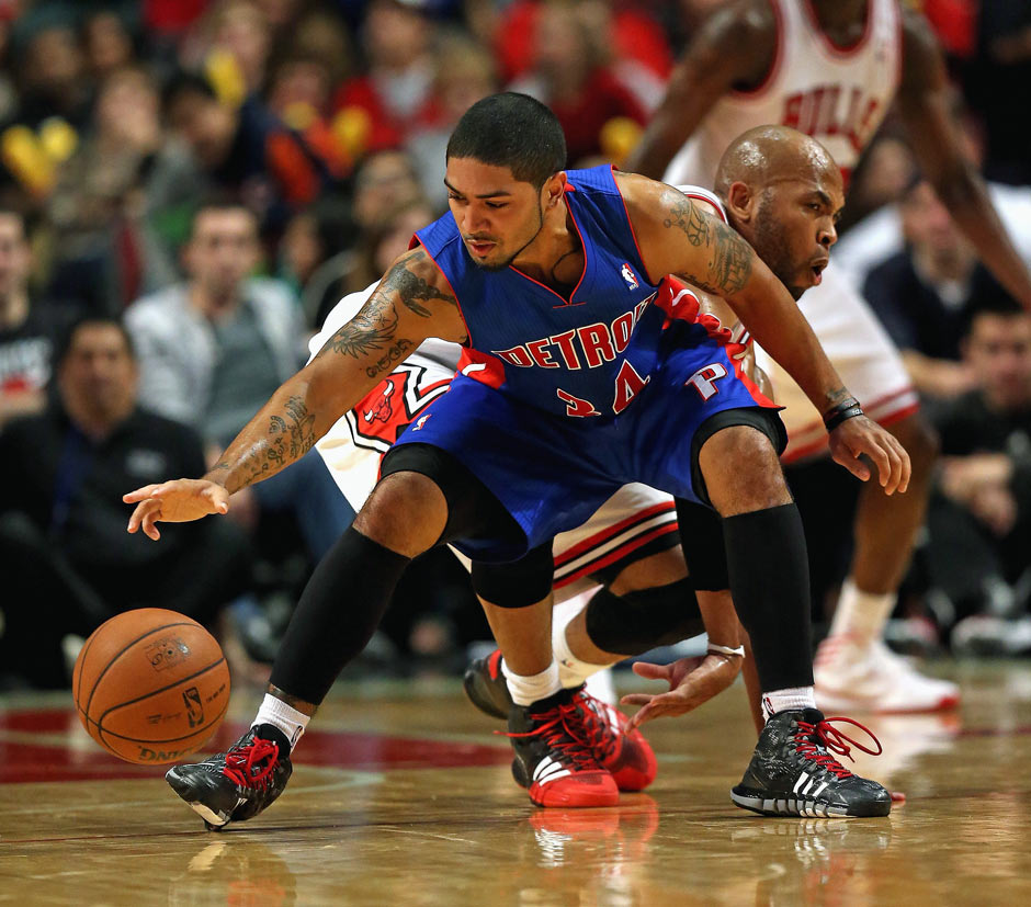 Rookies: Peyton Siva (Point Guard, 0,3 Punkte)