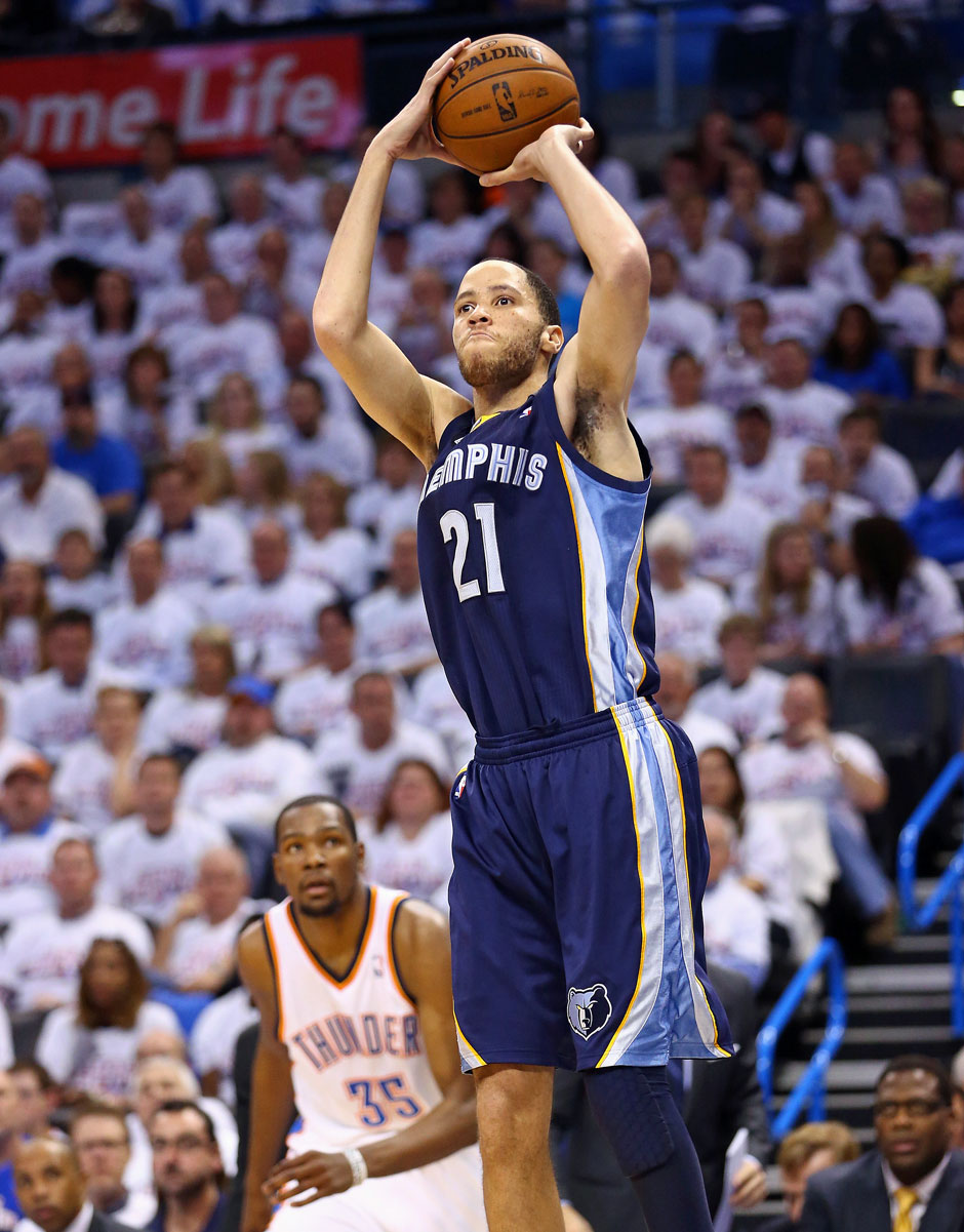 Small Forward: Tayshaun Prince (6,1 Punkte, 3,0 Rebounds)