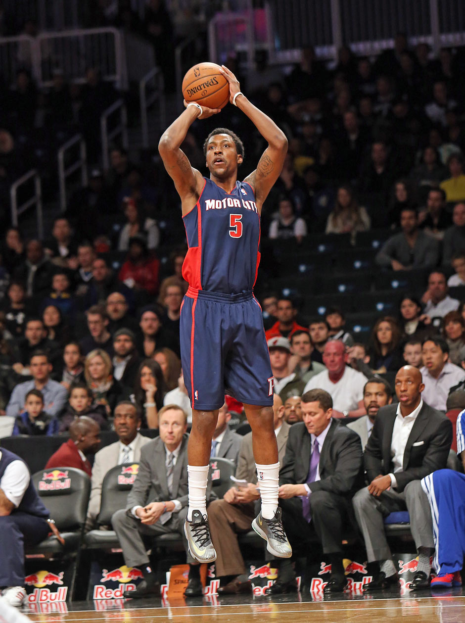 Shooting Guard: Kentavious Caldwell-Pope (6,9 Punkte, 2,1 Rebounds)