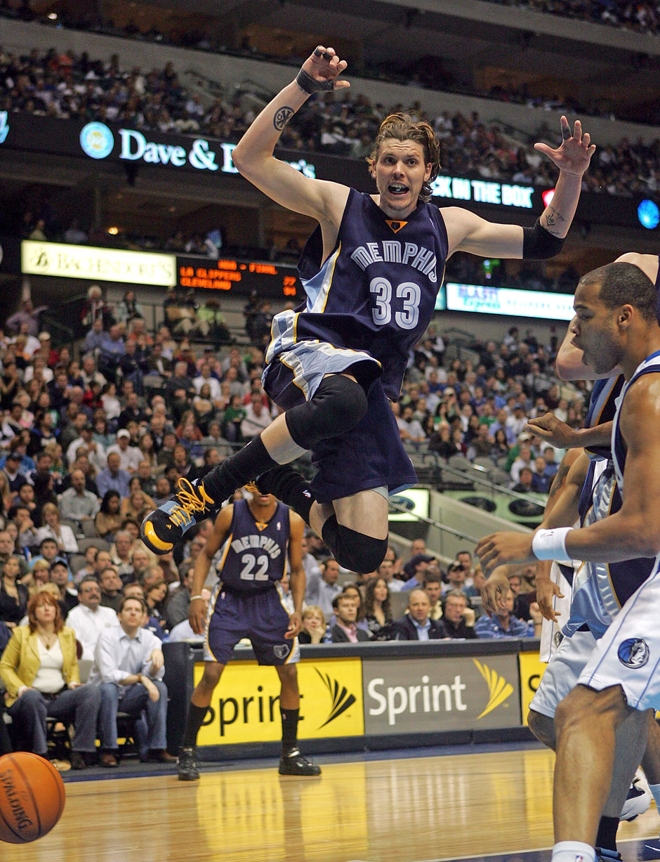 Bank: Mike Miller (Shooting Guard, 7,1 Punkte, 45,3 Prozent 3er)