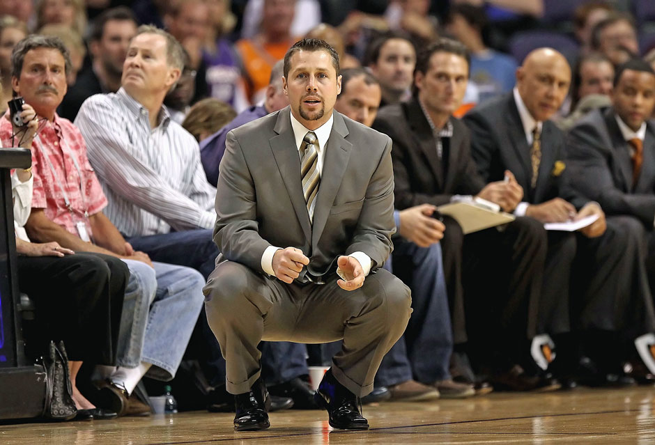 Trainer: Dave Joerger