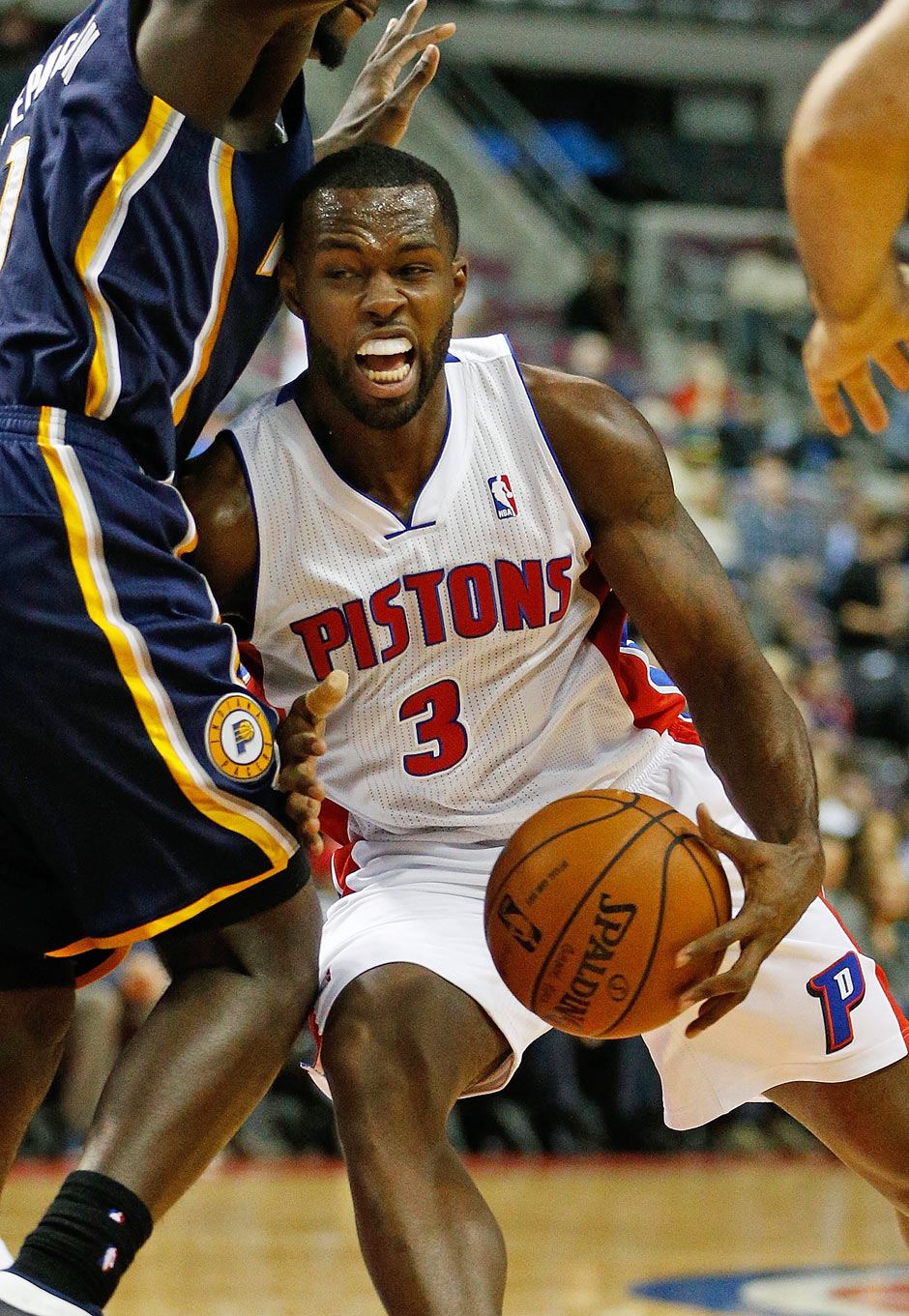 Bank: Rodney Stuckey (Shooting Guard, 14,0 Punkte, 2,2 Assists)