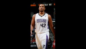 Chuck Hayes (Small Forward, 2,1 Punkte, 2,8 Rebounds)