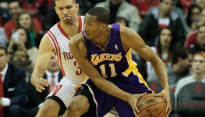 Small Forward: Wesley Johnson (8,1 Punkte, 3,4 Rebounds)