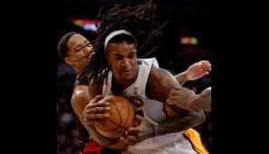 Jordan Hill (Power Forward, 9,1 Punkte, 7,6 Rebounds)