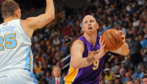 Chris Kaman (Center, 8 Punkte, 5,8 Rebounds)