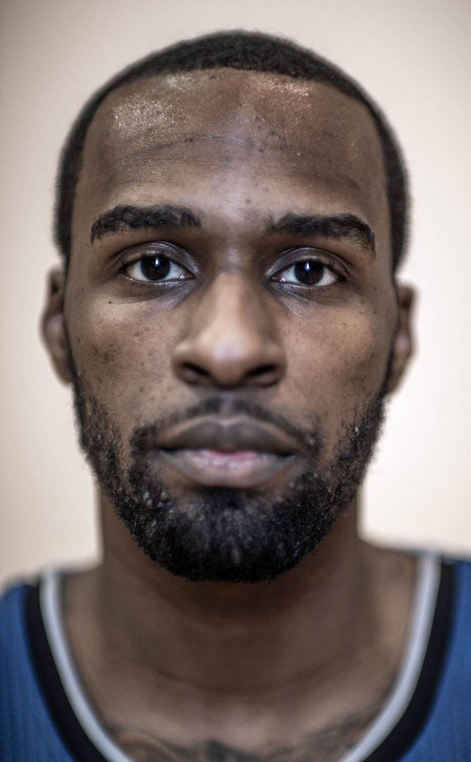 Shabazz Muhammad (Shooting Guard, 1,1 Punkte, 0,8 Rebounds)