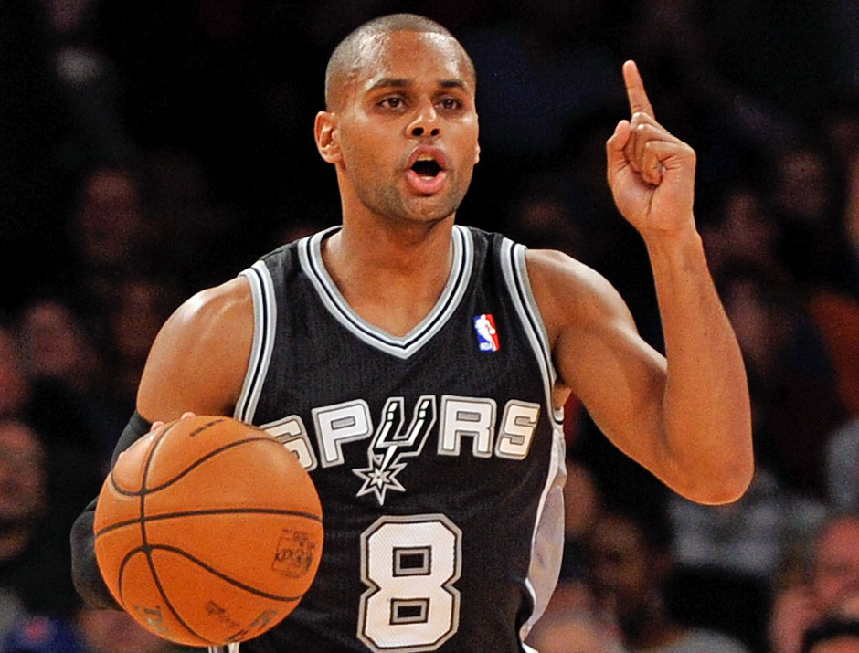 Patty Mills (Point Guard, 7,9 Punkte, 1,4 Assists)