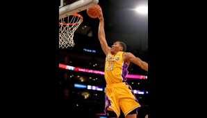 Small Forward: Wesley Johnson (8,2 Punkte, 3,7 Rebounds)