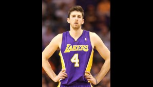 Power Forward: Ryan Kelly (6,6 Punkte, 3,0 Rebounds)