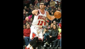 Kirk Hinrich (Point Guard, 7,8 Punkte, 4,5 Assists)