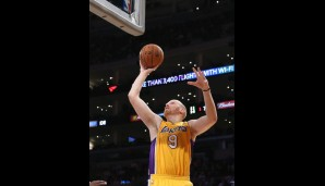 Chris Kaman (Center, 8,1 Punkte, 5,4 Rebounds)