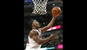 Guard/Forward: Jimmy Butler (12,2 Punkte, 2,1 Assists, 4,6 Rebounds)