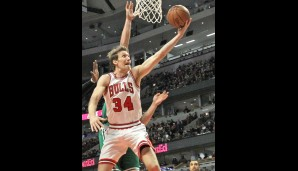 Small Forward: Mike Dunleavy (11,1 Punkte, 3,8 Rebounds)