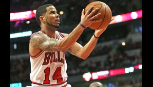 Chicago Bulls: Point Guard: D.J. Augustin (10,6 Punkte, 4,7 Assists)