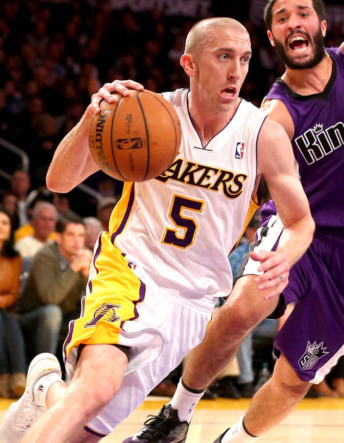 Steve Blake (Point Guard, 9,8 Punkte, 7,7 Assists, 3,3 Rebounds)