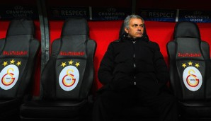 GALATASARAY - FC CHELSEA 1:1: Trotz hitziger Stimmung in Istanbul - Mourinho bleibt cool wie immer