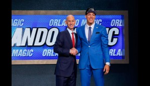4. Pick: Aaron Gordon (Orlando Magic)