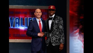 1. Pick: Andrew Wiggins (Cleveland Cavaliers)