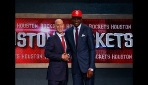 25. Pick: Clint Capela (Houston Rockets)