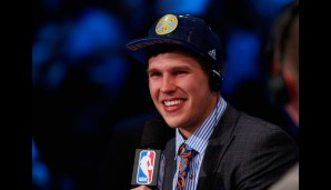 11. Pick: Doug McDermott (Denver Nuggets - getradet zu den Chicago Bulls)
