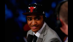 19. Pick: Gary Harris (Chicago Bulls - getradet zu den Denver Nuggets)