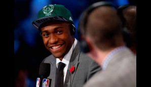 2. Pick: Jabari Parker (Milwaukee Bucks)