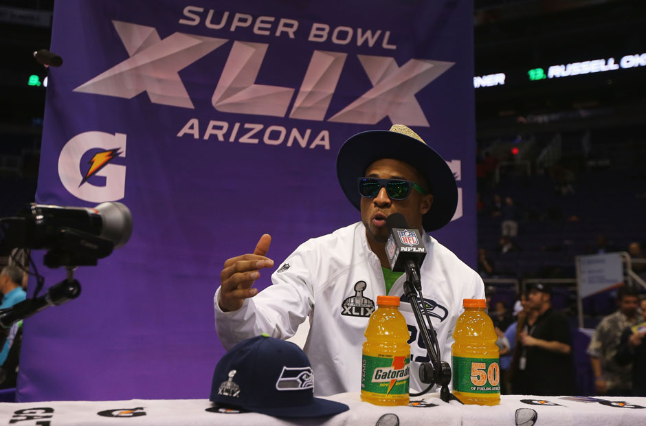 Everybody... needs somebody... Earl Thomas könnte nach seiner NFL-Karriere als Blues Brothers anheuern