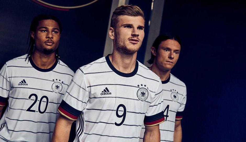 Dfb Team Alle Em Trikots Der Deutschen Nationalmannschaft