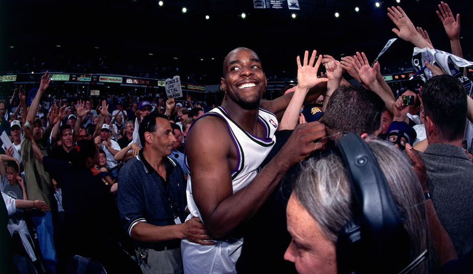 Platz 21: Chris Webber - 21 Triple-Doubles in 831 Spielen - Warriors, Bullets/Wizards, Kings, 76ers, Pistons
