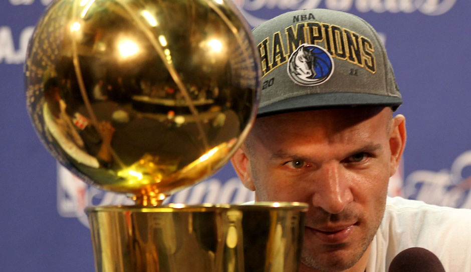 Platz 3: Jason Kidd - 107 Triple-Doubles in 1.391 Spielen - Mavericks, Suns, Nets, Knicks