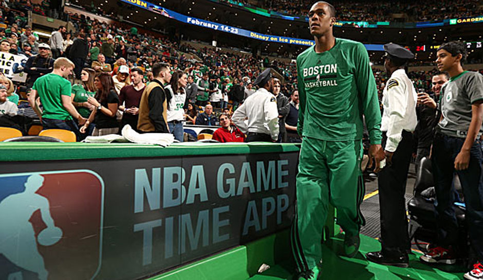 Platz 12: Rajon Rondo - 28 Triple-Doubles in 667 Spielen (Stand: 18.12.2016) - Celtics, Mavericks, Kings, Bulls