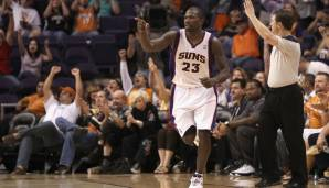 Platz 19: Jason Richardson - 1.608 Dreier in 857 Spielen - Warriors, Bobcats, Suns, Magic, 76ers